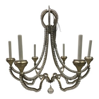 Neirmann Weeks Danieli Crystal Chandelier For Sale