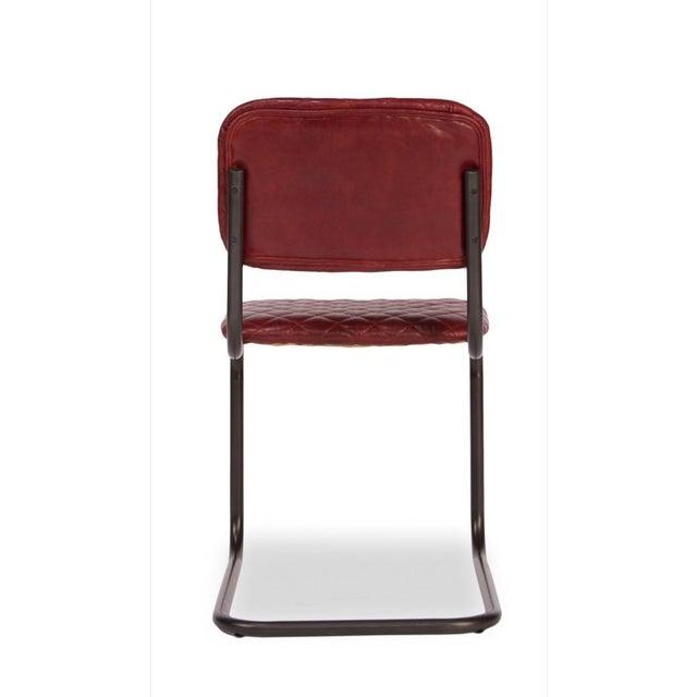 Sarreid Ltd. Sarreid Ltd Rodeo Drive Dining Side Chairs - Set of 2 For Sale - Image 4 of 8