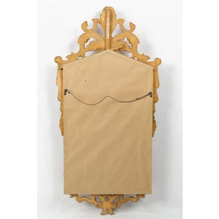 Italian Neoclassical Style Carved Giltwood Mirror by Cannell & Chaffin Preview