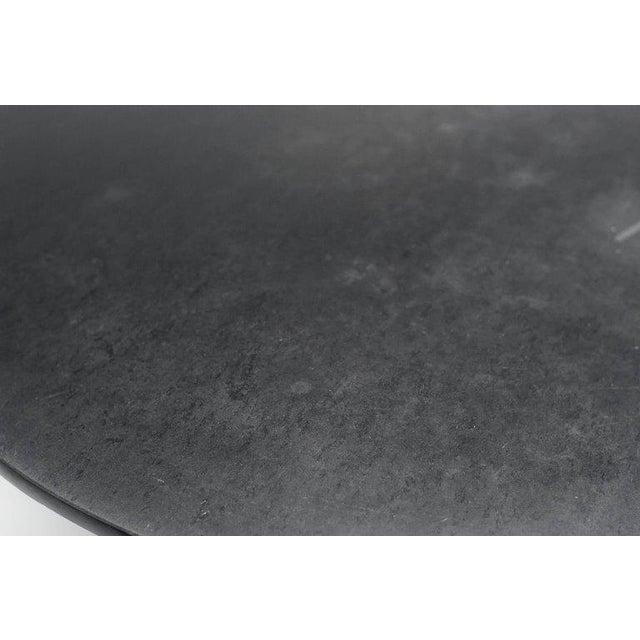Dining Table Model Te06 in Slate by Martin Visser for 't Spectrum For Sale - Image 6 of 8