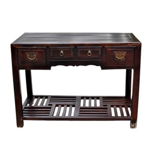 Antique Chinese Writing Desk For Sale