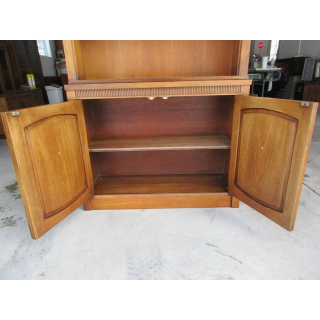 Classic Drexel Bookcase For Sale - Image 9 of 9