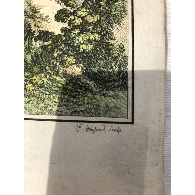 18th Century French Bird Engraving Signed by Jacques De Sève Featuring an Anis For Sale In Atlanta - Image 6 of 13