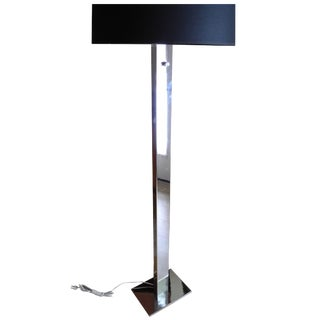 Modern Chrome Floor Lamp by George Kovacs, 1960s For Sale