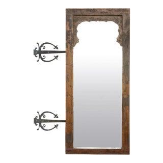 Ramgarh Jarokha Arch Tall Haveli Mirror For Sale