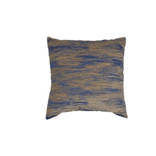 Blue Night Contemporary Pillow For Sale