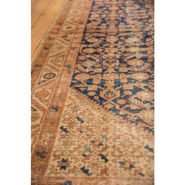 "Textile Vintage Hamadan Rug Runner - 5'1"" X 13'1"" For Sale - Image 7 of 13"