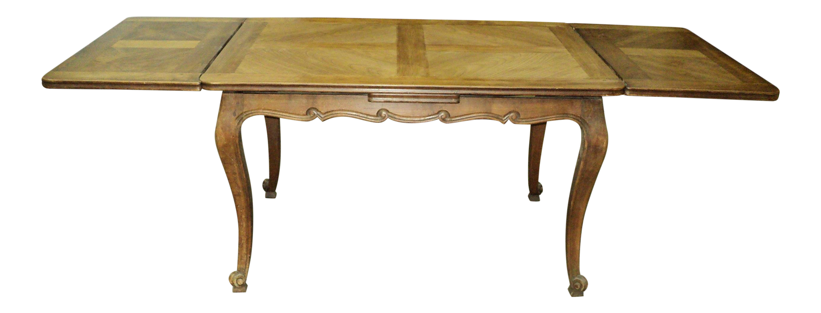 Early 19th C. Antique French Country Dining Farm Harvest Table
