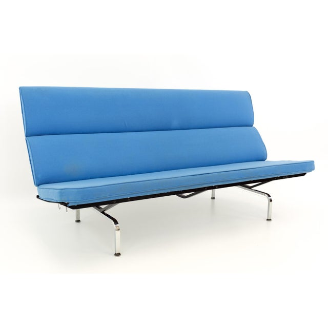 Eames for Herman Miller Mid Century Modern Compact Daybed Sofa For Sale - Image 13 of 13