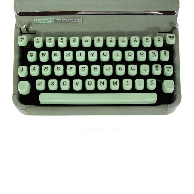 Hermes 2000 Typewriter - Image 2 of 5