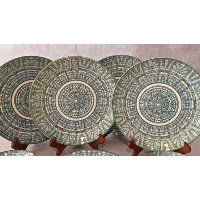 Royal-Ironstone Baghdad 10-Piece Bowls & Plates - Set of 5 For Sale In Tampa - Image 6 of 8