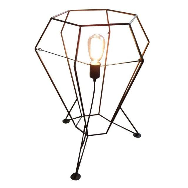 Steel Rod V1 Table Lamp For Sale