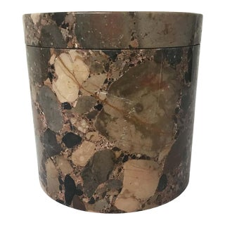 Brown Marble Box For Sale
