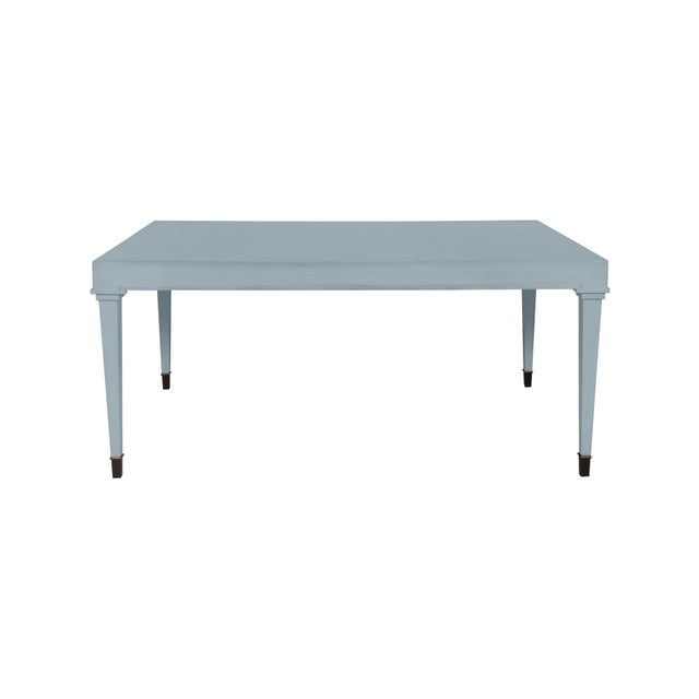Traditional Casa Cosima Living Darby Dining Table - Pike's Peak For Sale - Image 3 of 3