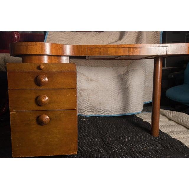 Gilbert Rhode for Herman Miller Kidney Desk - Image 2 of 8