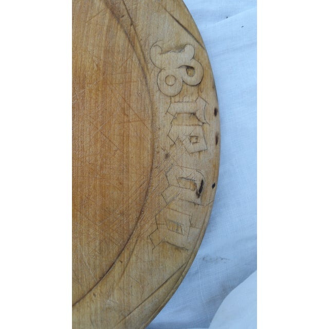 Edwardian Sycamore Bread Board - Image 5 of 5
