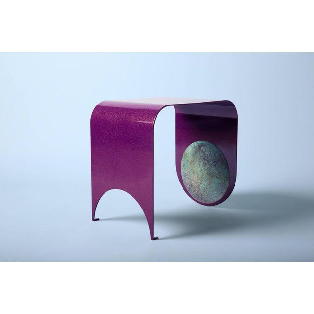 Like a tiny creature bending over, brushing her toes on the floor, the Thin stools challenge our notion of strength,...