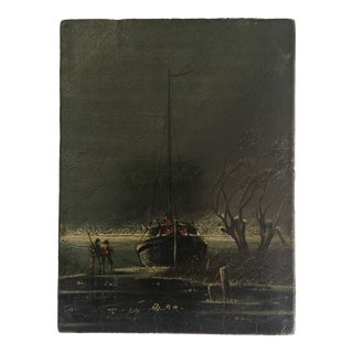 Charles Leickert Oil Painting (1816-1907) For Sale