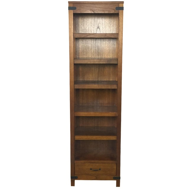 Arhaus Narrow Bookcase - Image 1 of 10