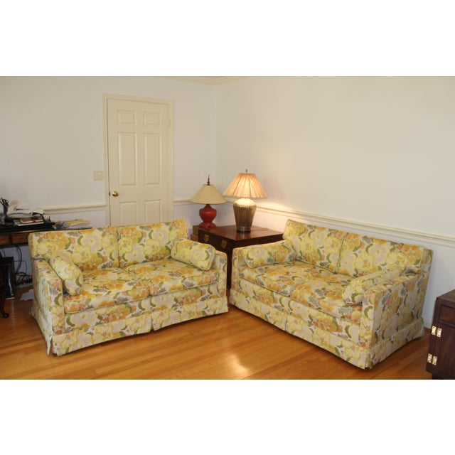 Pair of Love Seats by Century Furniture - Image 2 of 9