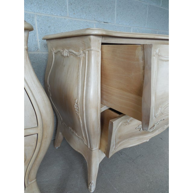 Henredon French Provincial Nightstand - Image 8 of 11
