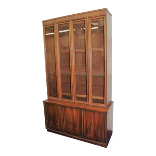 Broyhill Brasilia Small China Cabinet For Sale