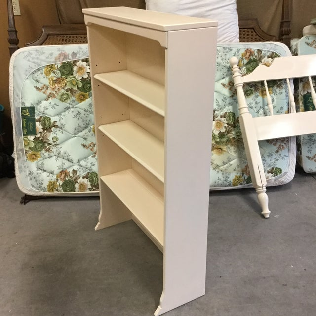 This Bookshelf Belongs To A Matching Set Lovingly Maintained By One Family For 40 Years