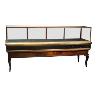 20th Century Alexander H. Revell Department Store Display Case For Sale