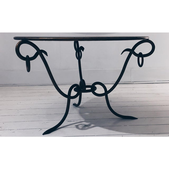 1940s Franck Coffee Table - Antwerp 1940 For Sale - Image 5 of 5