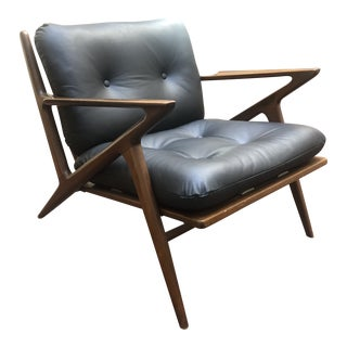 Poul Jensen Danish Modern Z Chair For Sale