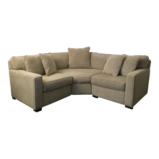 Apartment Sectional Sofas: Macy's Radley Apartment Sectional Sofa