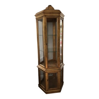 Mid 18th Century Antique Asian Vitrine For Sale