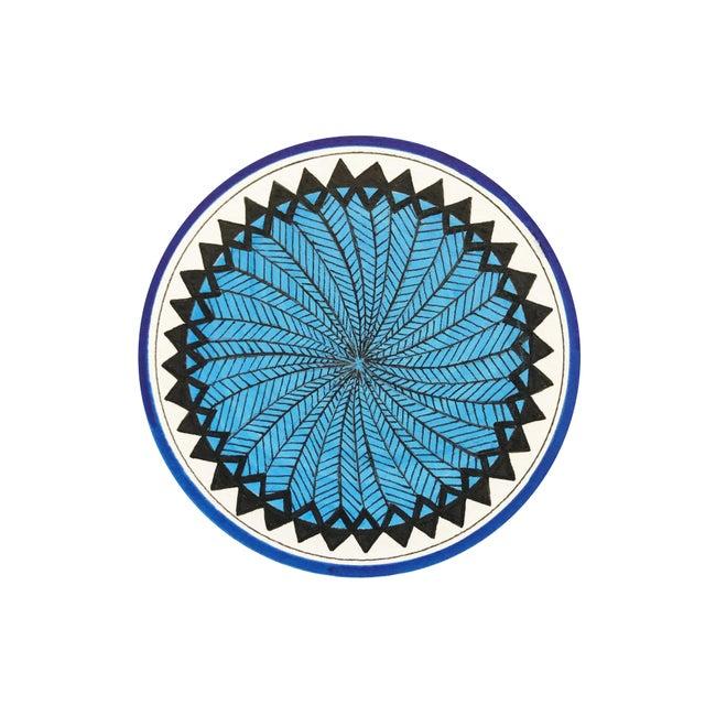 Natasha Mistry Minimalist Geometric Ink Drawings - Set of 9 For Sale - Image 4 of 10