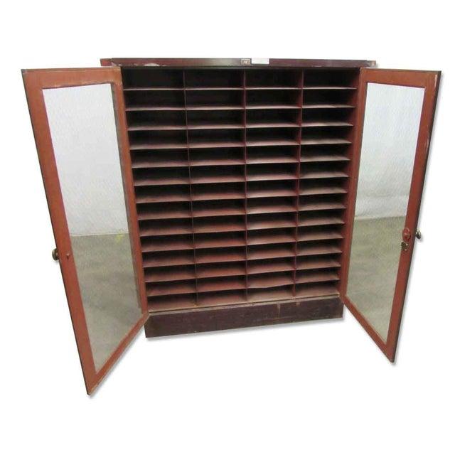 Wood & Metal Cabinet - Image 7 of 9
