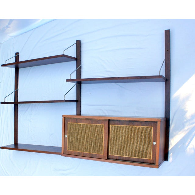 1960s 1960s Vintage Poul Cadovius Cado Royal System Wall Unit For Sale - Image 5 of 7