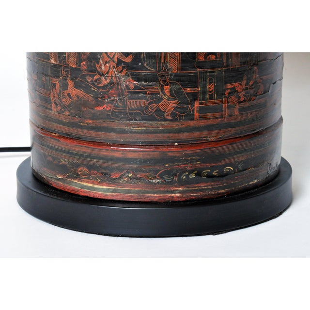 Betel Nut Box Lamp For Sale - Image 9 of 11