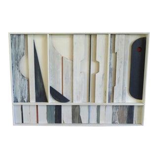 Wall Sculpture Frieze Panels by Paul Marra For Sale