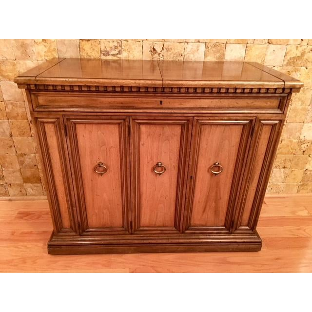 Baker Furniture Bar Cart For Sale - Image 11 of 11