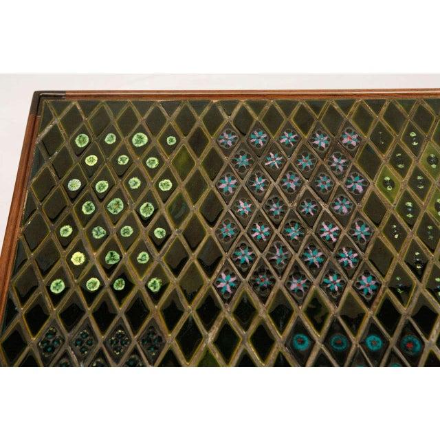 1960s Unusual Bjorn Wiinblad Coffee Table For Sale - Image 5 of 10