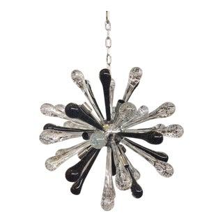 Murano Glass Sputnik Chandelier For Sale