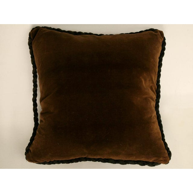 After collecting antique English bead-work for over 40 years, we believe this fabulous pillow to be one of the finest...