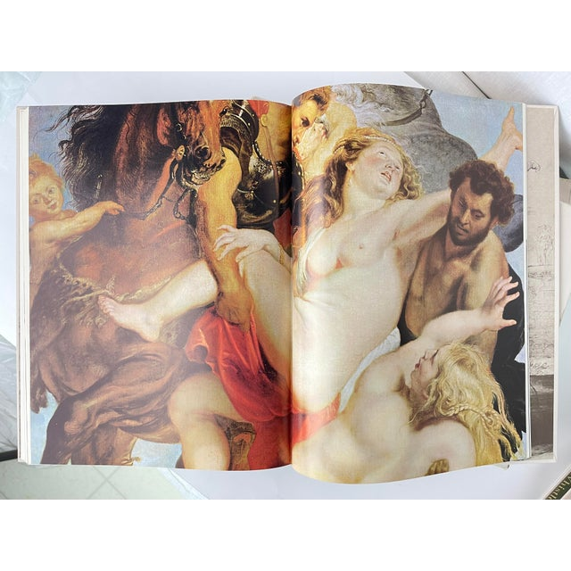 Paper Vintage History of Art Famous Artists Book Collection - Set of 8 For Sale - Image 7 of 13