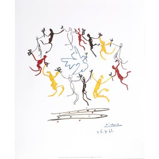 "Pablo Picasso, ""The Dance of Youth"", Poster For Sale"