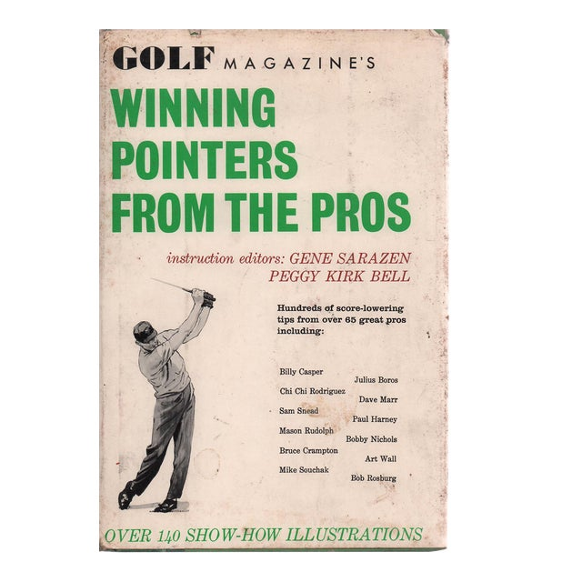 Golf Magazine's Winning Pointers from the Pros For Sale