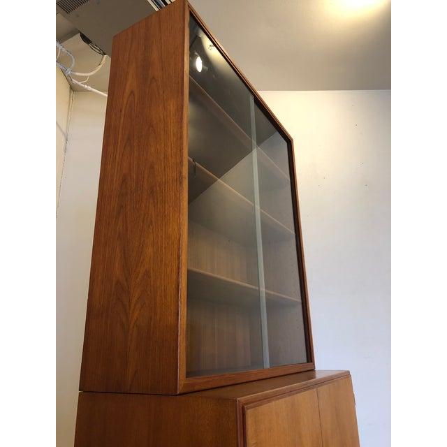 Borge Mogensen Danish Teak Cabinet / Display For Sale - Image 9 of 13