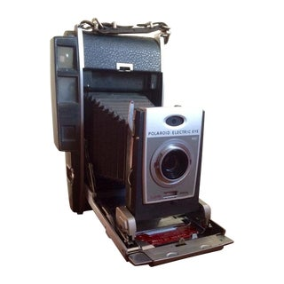Polaroid 900 Electric Eye Land Camera For Sale