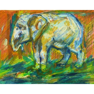 Irmgard Von Reppert, Elephant For Sale