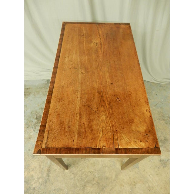 Mid 19th Century Elegant English Side Table For Sale - Image 5 of 7