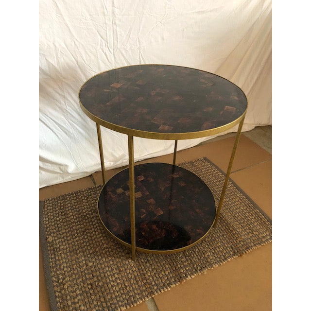 Contemporary Oly Studio Side Table For Sale - Image 3 of 3