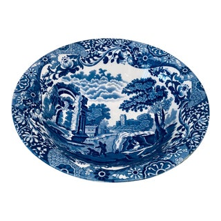 Early 20th Century Copeland Spode Italian Bowl For Sale